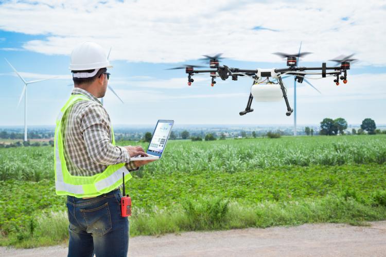 Tarlada drone devri başlıyor