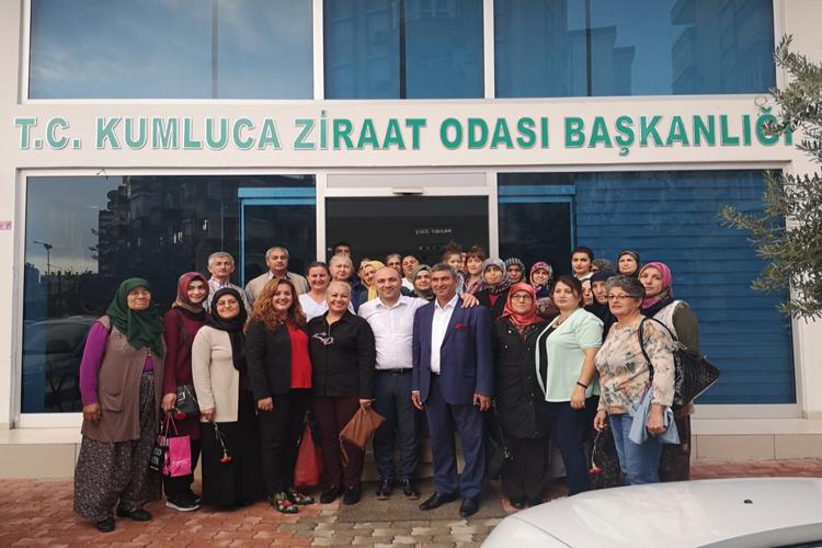 Antalya'nın Kadın Kooperatifleri Güçleniyor
