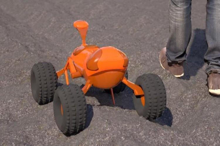 Çiftçi robotlar geliyor