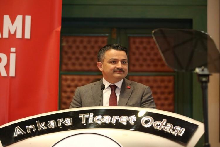 Bakan Pakdemirli'den yatırımcılara IPARD çağrısı