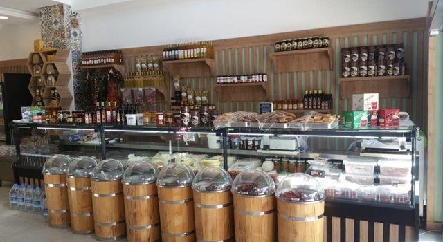 'Gurme Mandıra Şarküteri ve Kahvaltı Salonu' Ankara'da hizmete açıldı