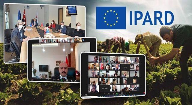 10. IPARD II izleme komitesi toplantısı gerçekleştirildi