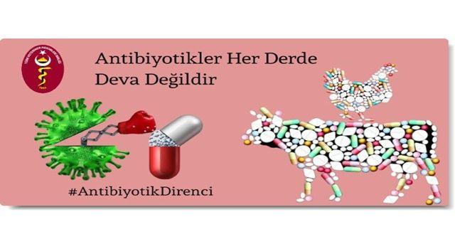 'Antibiyotikler her derde deva değildir.'