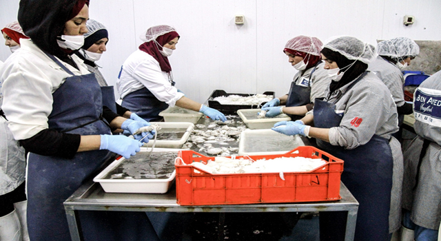 Balıkçılık ve su ürünleri endüstrisinin durumu hakkında bilgilendirme toplantıları Kırgızistan'la devam ediyor