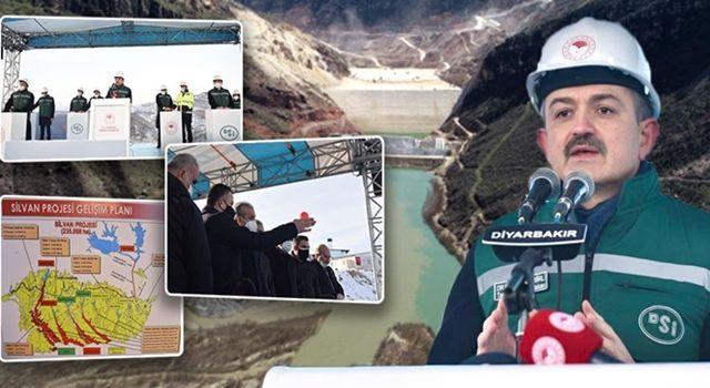 """Bakan Pakdemirli; """"Son 18 Yılda 600 Baraj İnşa Ettik, 1,8 Milyon Hektar Araziyi Suya Kavuşturduk"""""""