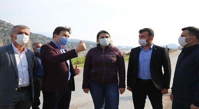 Büyükşehir Belediyesi, Demreli üreticilere destek veriyor