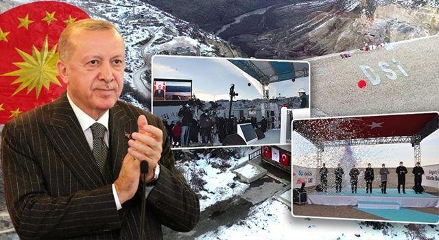 Cumhurbaşkanı Recep Tayyip Erdoğan: 2023 Yılına Kadar 150 Yeraltı Barajını Tamamlamayı Hedefliyoruz