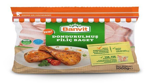 Banvit, IQF şoklama teknolojisiyle gıda israfının da önüne geçmeyi hedefliyor