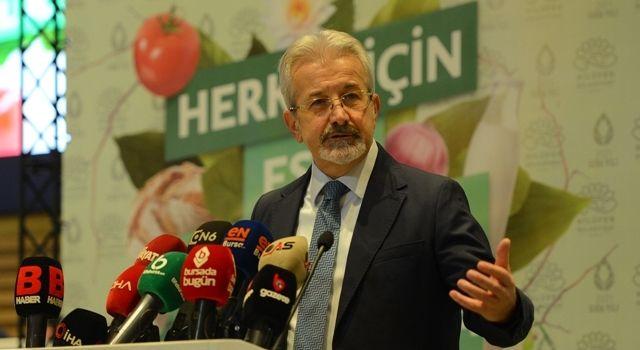 Nilüfer'de 2021 Gıda Yılı