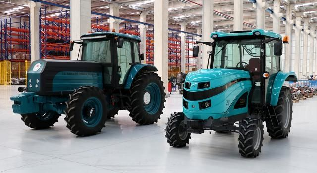 Yerli elektrikli traktör için tarih verildi! 20 dakikada şarj oluyor 5 saat çalışıyor
