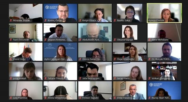 FAO, Ülke Ofisleri Ve Hükümet Temsilcilerini Bir Araya Getirdi