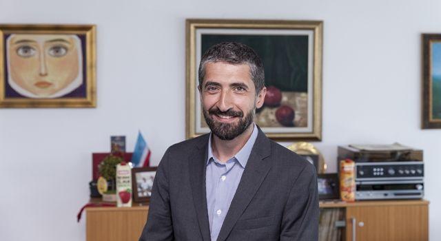 MEYED'in Yeni Yönetim Kurulu Başkanı Ozan Diren