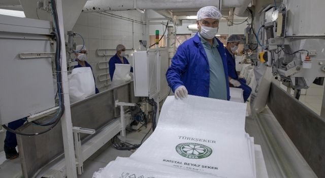Türkşeker 30 Milyon $ Şeker İhraç Etti!