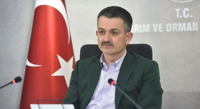 """Bakan Pakdemirli: """"Son 19 Yılda; İzmirli Çiftçimize, Üreticimize, Yetiştiricimize Toplam 10 Milyar Lira Destek Verdik"""""""
