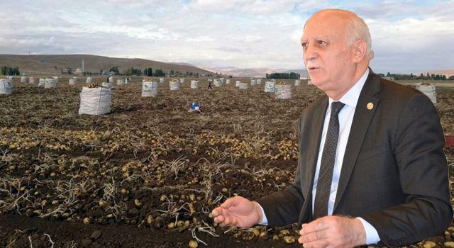 """""""Nisan ayında markette en fazla fiyat artışı yüzde 45,51 ile patateste oldu"""""""