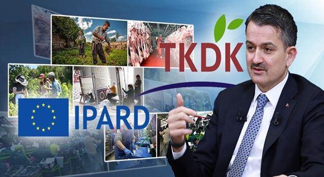 """Bakan Pakdemirli: """"IPARD II Kapsamında Bu Yıl En Yüksek İlk Çeyrek Ödeme Performansı Gerçekleştirildi"""""""