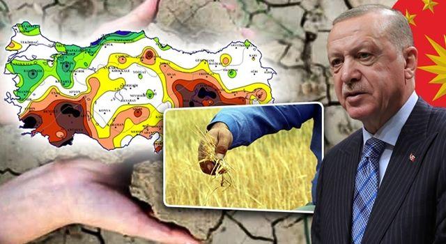 Cumhurbaşkanı Erdoğan'dan Çiftçilerimize Müjde…