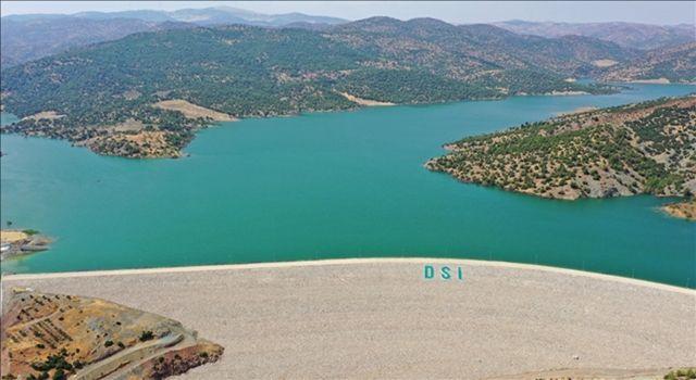 Cumhurbaşkanı Erdoğan'ın Katılımıyla Yukarı Afrin Barajı Ve İsale Hattı Hizmete Giriyor