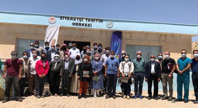 FAO, Şanlıurfa'da yetiştiriciler için eğitimlere başlıyor!
