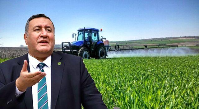 """Gürer: """"Tarımsal zehirlerin kullanımı sınırlanmalı"""""""