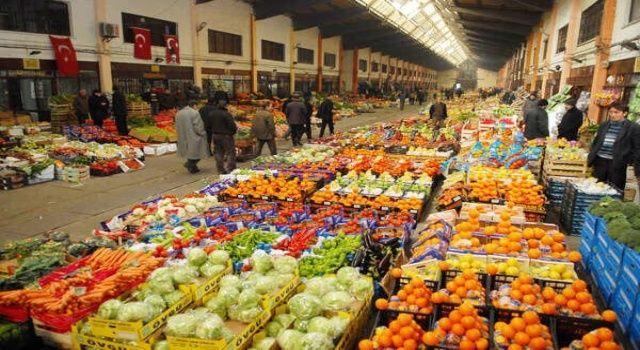 Antalya Ticaret Borsası Temmuz Ayı Hal Endeksini Açıkladı