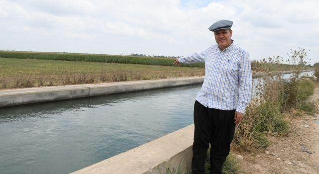 Çiftçiye bir de su darbesi vurmayın