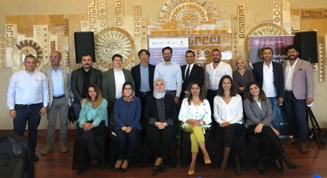 FAO Türkiye, Japonya Hükümeti tarafından finanse edilen dördüncü girişimcilik ve kooperatif projesini başlattı
