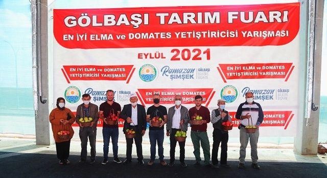 Tarım'ın Kalbi 24. Kez Ankara Gölbaşı'nda Atmaya Devam Ediyor