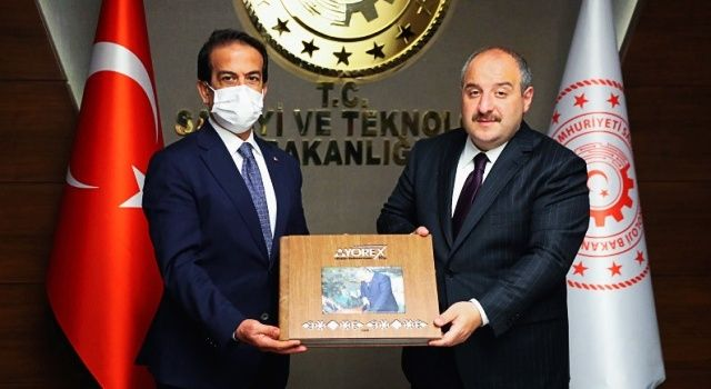 Ankara Protokolüne YÖREX Daveti
