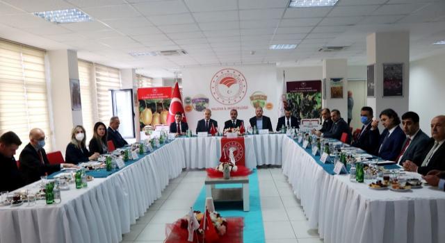 Bakan Yardımcısı Akif Özkaldı Başkanlığında İl Koordinasyon Toplantısı Yapıldı