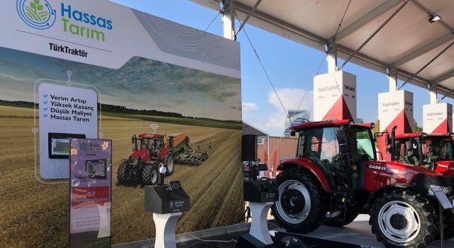 TürkTraktör Trimble'ın Akıllı Tarım Ürünlerini Çiftçiyle Buluşturuyor