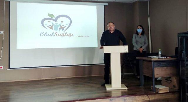 Yalova'da Kantin Denetim Komisyonu Toplantısı Yapıldı