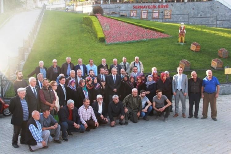 Sermayecik'li Çiftçilere 140 Bin Adet Çilek Fidesi Dağıtıldı
