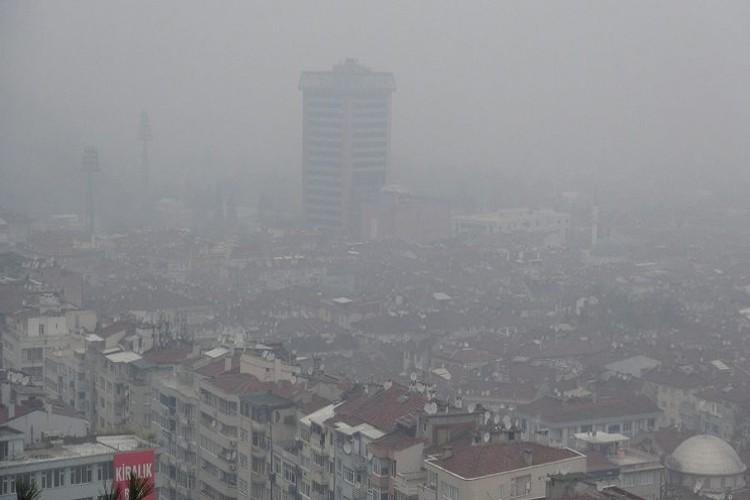 Bursa'nın havası Öldürüyor