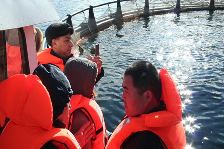 Balıkçılık Ve Su Ürünleri Yetiştiriciliği Bölge Ekonomisine Büyük Katkı Sağlayabilir