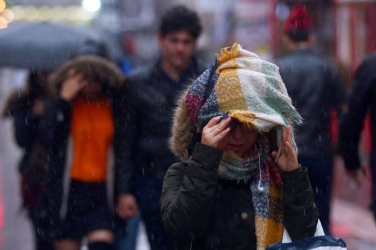 Son dakika: Meteoroloji'den önemli uyarı! Sağanak yağış...