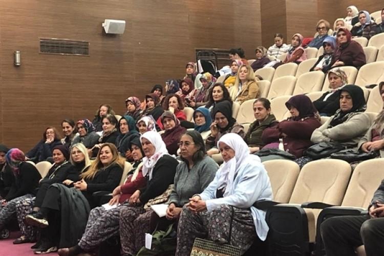 Kadın Çiftçi Akademisi'nde Sosyal Tarım Uygulamaları