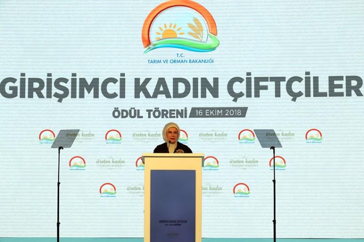 Erdoğan: Ata Tohumu Seferberliğimizde Kadınlarımızdan Destek İstiyorum