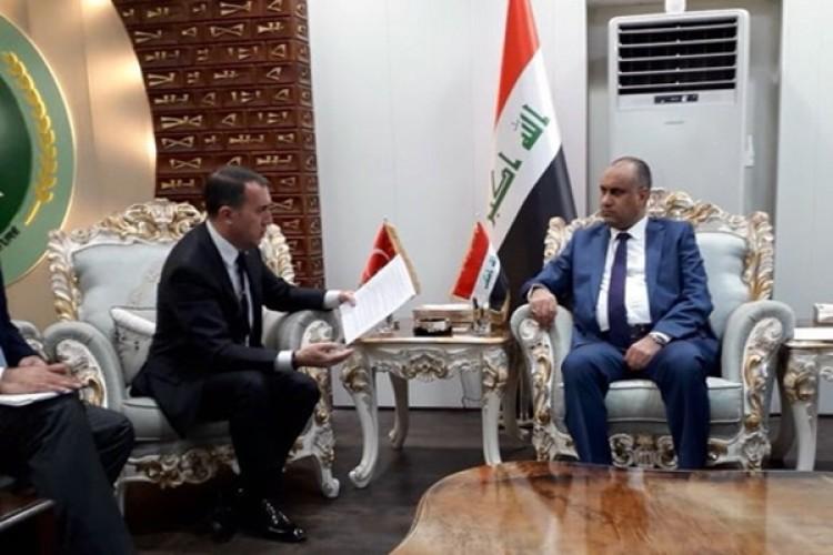 Irak Tarım Bakanı