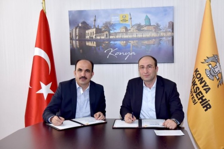 Konya'da 13.8 Milyonluk Sulama Projesinin Protokolü İmzalandı