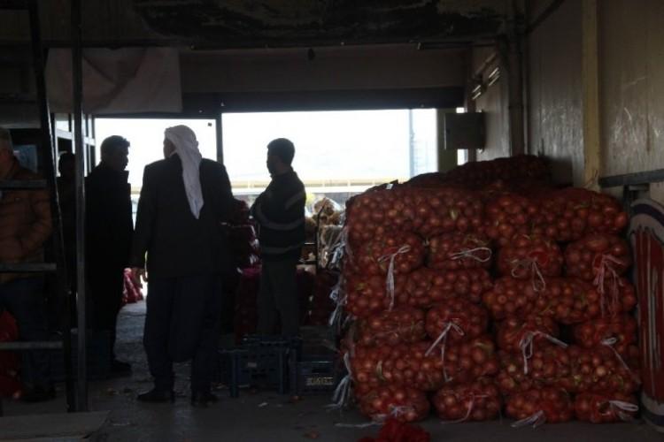 Soğan fiyatları artınca hızsızlar gözünü hallere diktiler