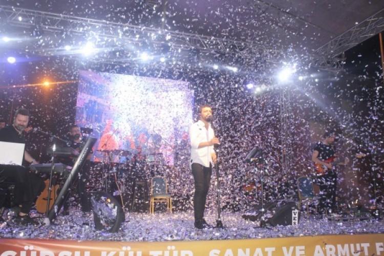 Gürsu'da Armut Festivalinin Keyfi Yaşandı