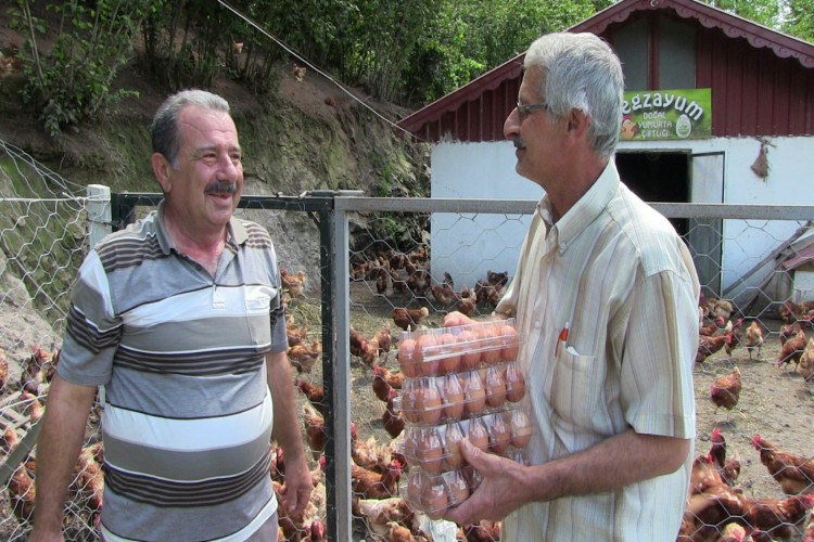 Polislikten Emekli Olununca Organik Tavuk Çiftliği Kurdu