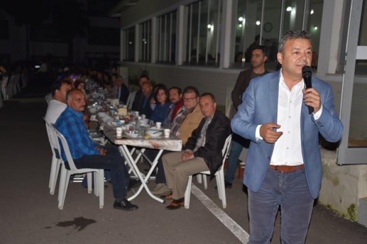 Antalya İl Tarım İftar Programı Düzenledi
