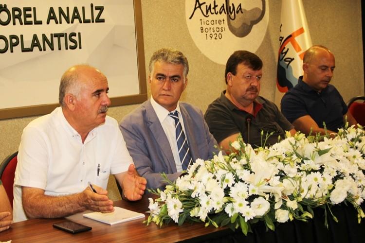 """""""Antalya, Zeytinyağını Tanıtmalı"""""""