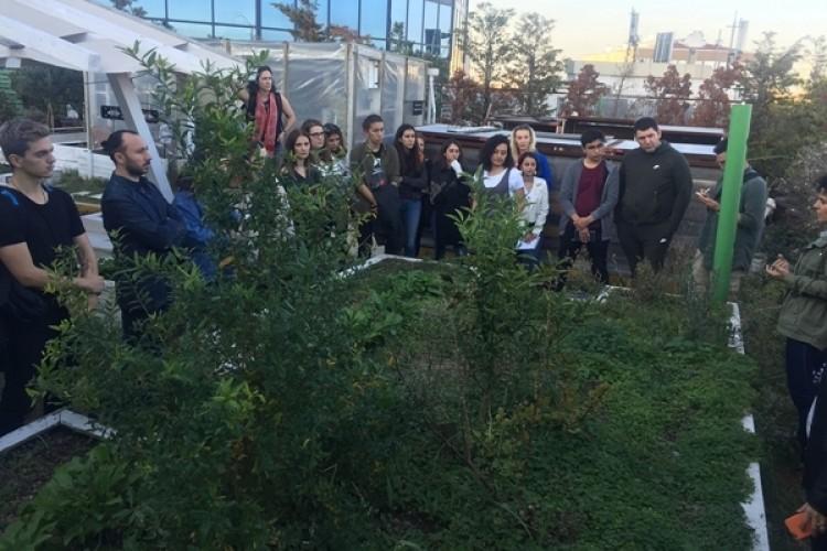 Kentsel Tarım İçin Akmerkez Ve Özyeğin Üniversitesi Gastronomi Öğrencileri Kolları Sıvadı