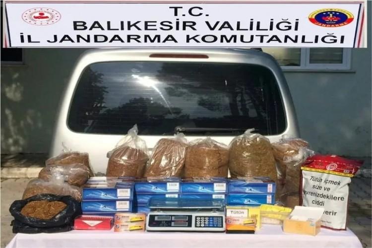 Kaçak tütün satıcısına rekor para cezası