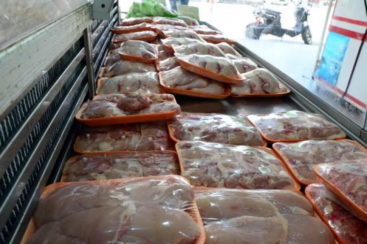Tavuk Eti Üretimi Yüzde 8,1 Azaldı