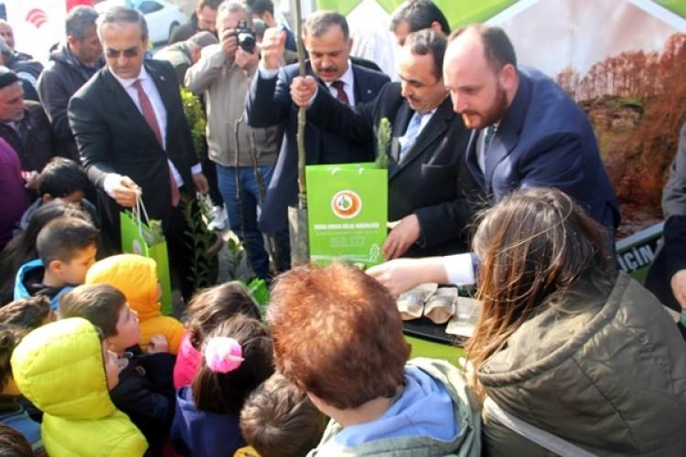 Bakan Yardımcısı Özkaldı Yalova'da Tarımsal Yatırımları İnceledi