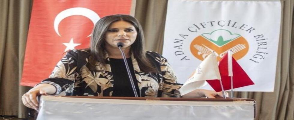 Ak Parti Genel Başkan Yardımcısı Sarıeroğlu ve Adana çiftçisi buluştu
